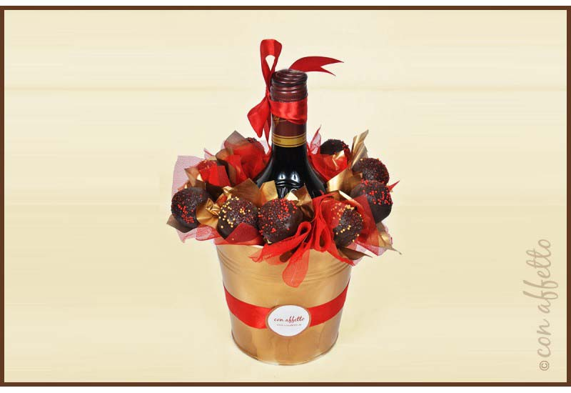 creative and unique corporate gifting idea. Try these edible bouquets today!