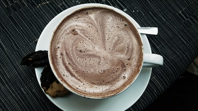A unique Diwali gifting idea is to make your friends some Adult Hot Chocolate