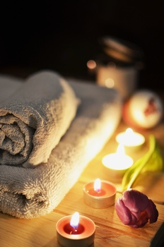 A romantic gift idea for Karva Chauth would be to gift her a spa session