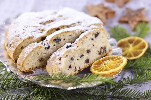 Traditional Christmas bakes include a wide variety of Christmas breads, which are also a lighter alternative to the rich Christmas fruitcake