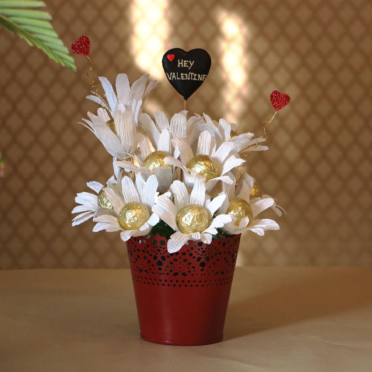 Cake Pop Bouquet - Ivory