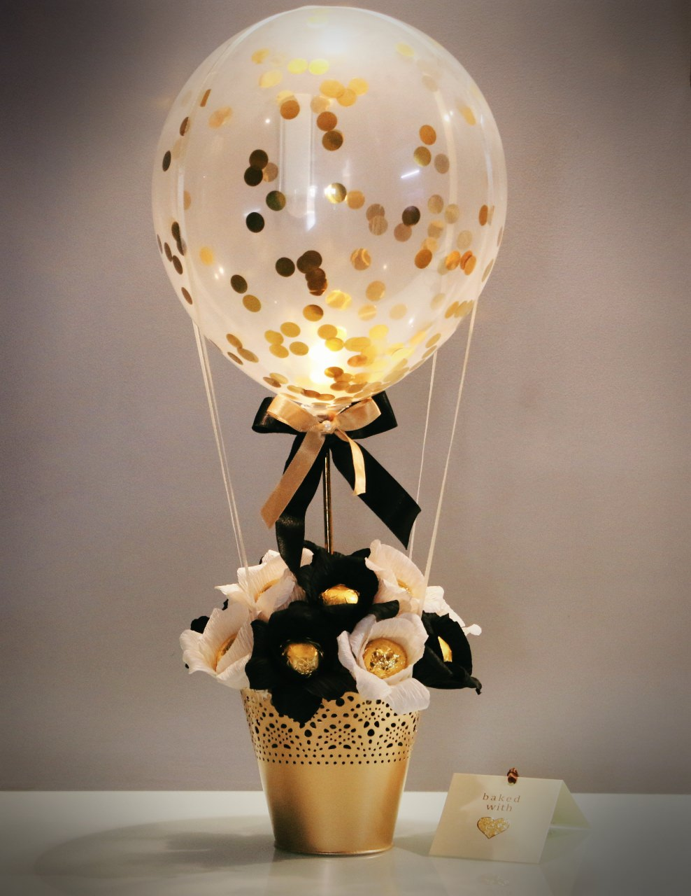 Cake Pop Bouquet - The Glam