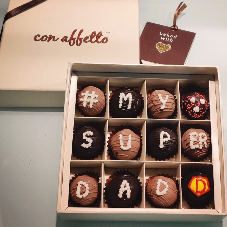 Father's Day - Super DAD Box