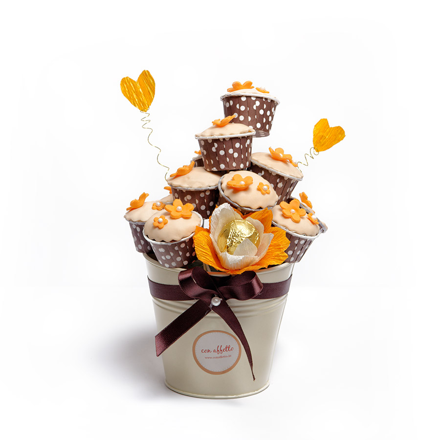 Cupcake Bouquet - Beautiful Indulgence