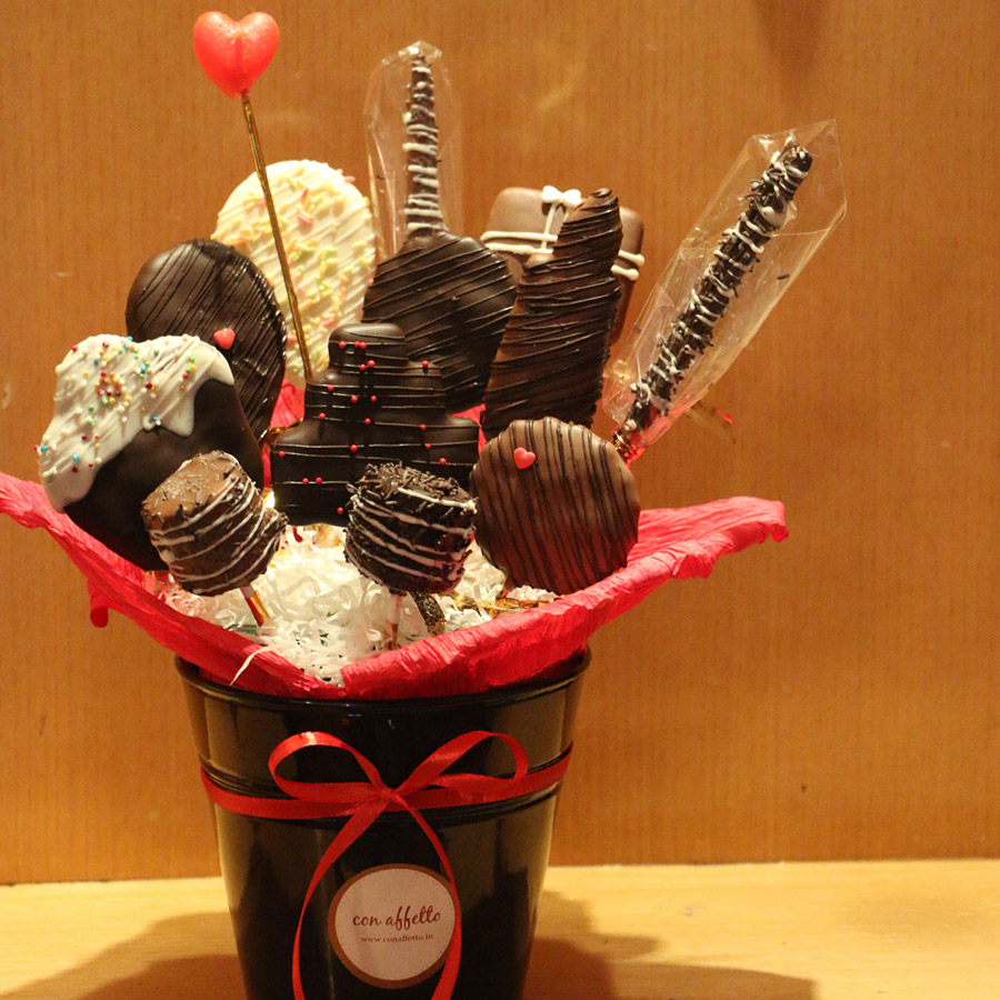 Cookie Bouquet - B'day Bouquet