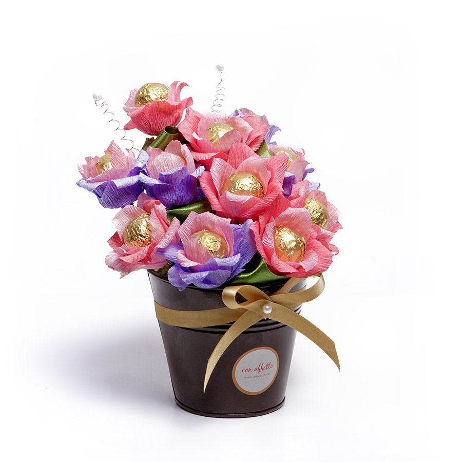 Edible Cake Pop Bouquet Con Affetto Gift For All Occasions Rich
