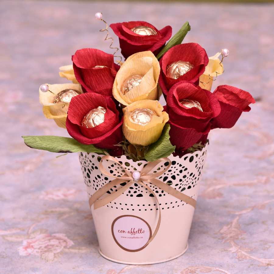 Cake Pop Bouquet - Color Me Up