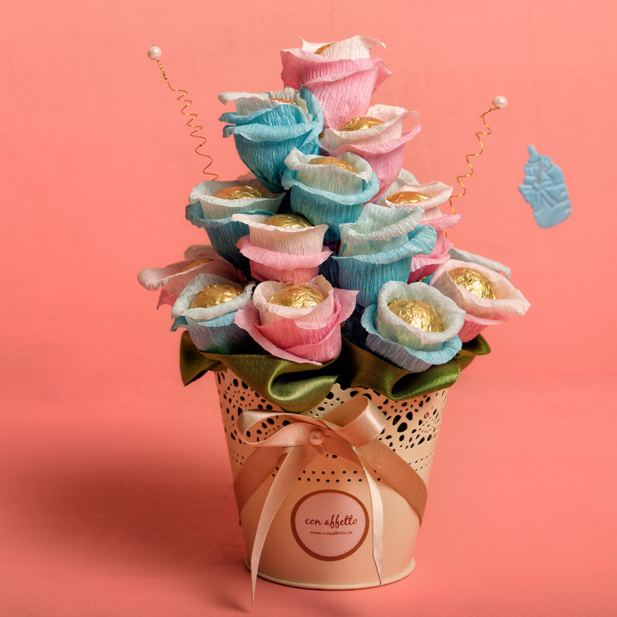 Cake Pop Bouquet - Little Pearls