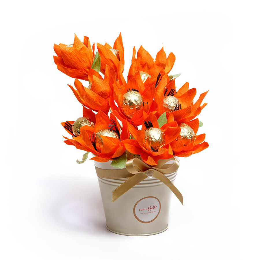 Cake Pop Bouquet - Mystic Poppy