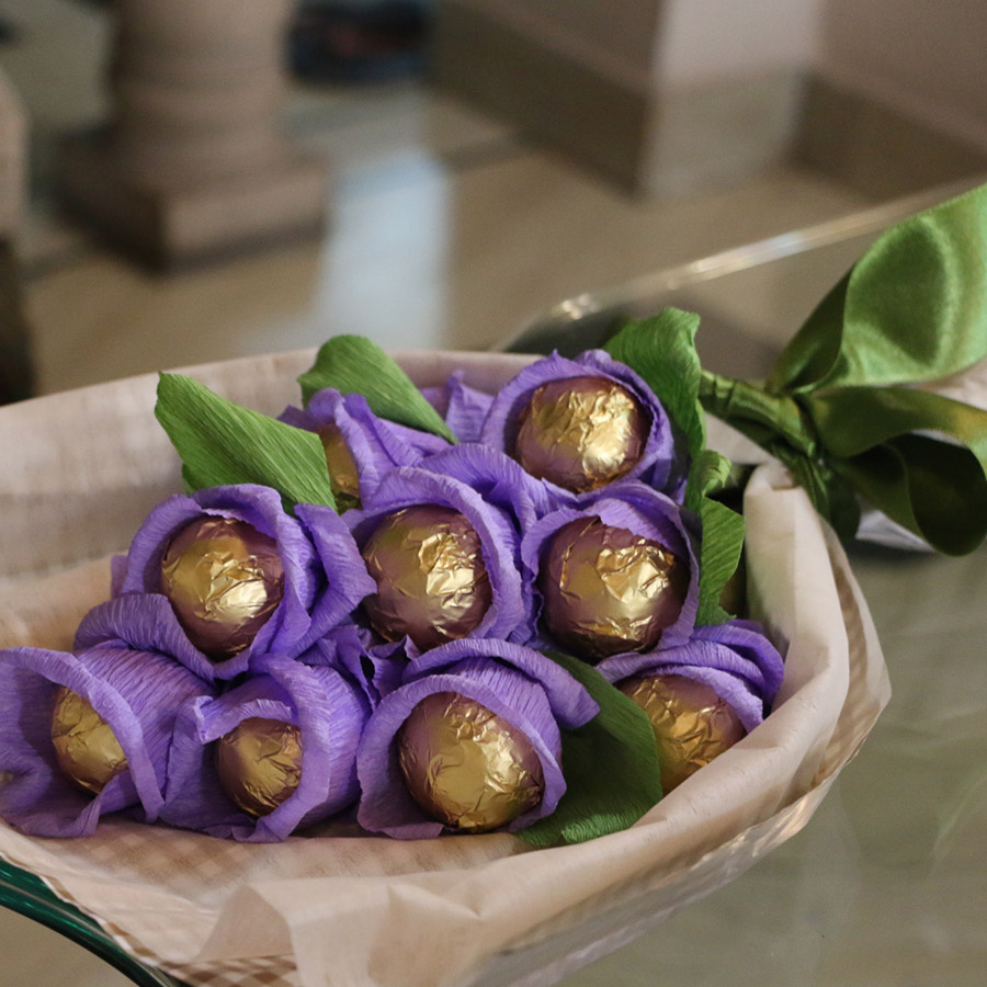 Just Because - Purple Love