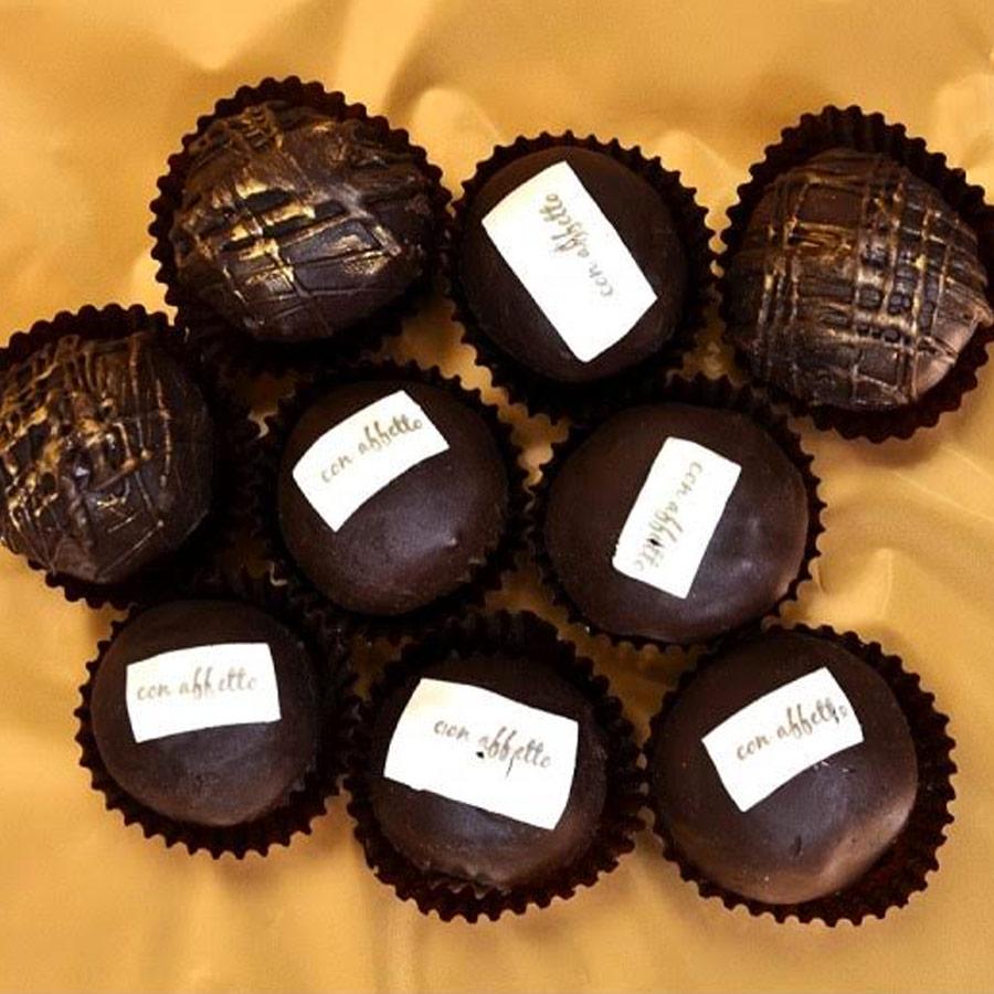 Corporate - Logo Cake Balls