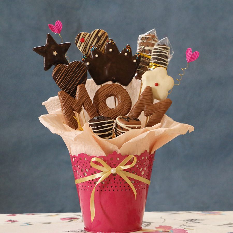 Cookie Bouquet - Mother's Day Edition