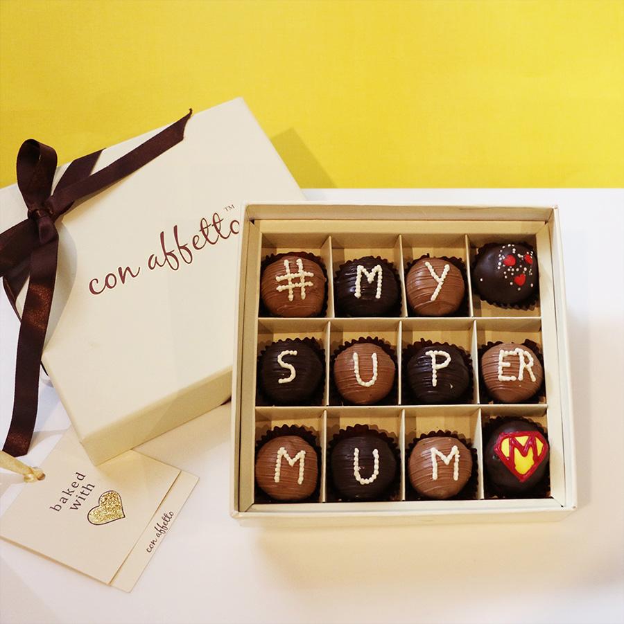 Cake Truffle - Super Mum Box